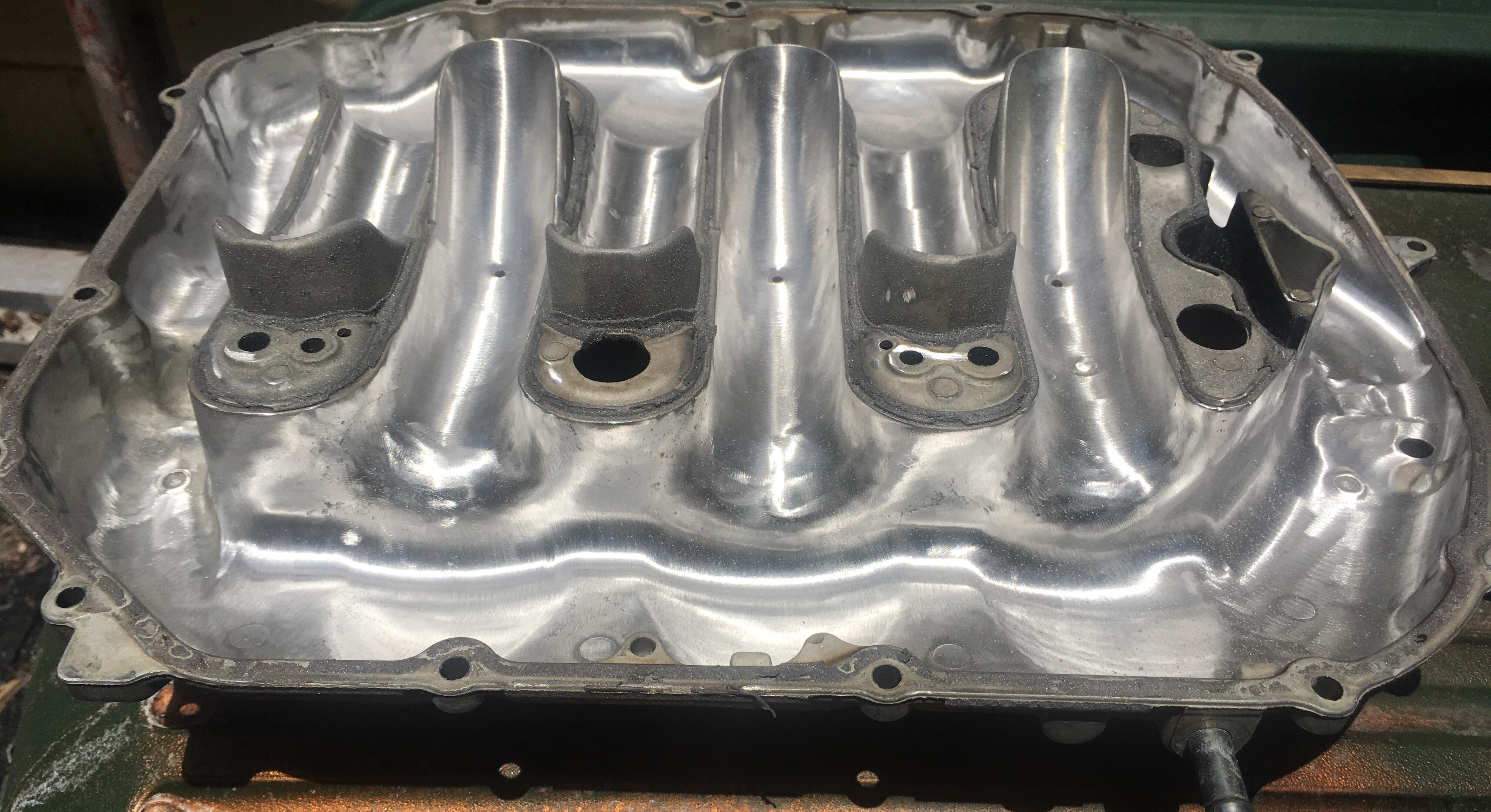 Stage 1-3 _ Honda/Acura J-Series Intake Manifold Porting and Polishing  Service